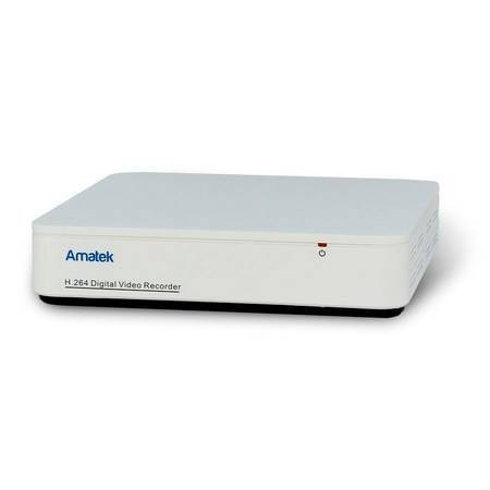Видеорегистратор 4-канальный гибридный AMATEK AR-H41LN