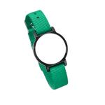 Браслет Temic нейлоновый ремешок с металл.застёжкой IRON LOGIC IL-14TG зелёный