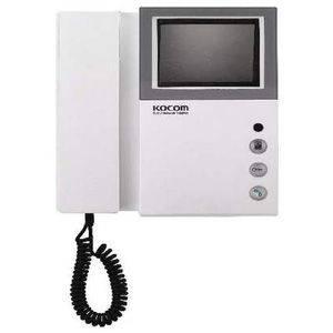 Монитор видеодомофона KOCOM KVM-301-4