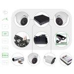 Комплект видеонаблюдения HD 1080n для помещения