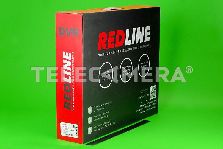MHD видеорегистратор 8-канальный REDLINE RL-MHD8x2