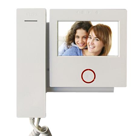 Монитор видеодомофона ELTIS VM400-4CL