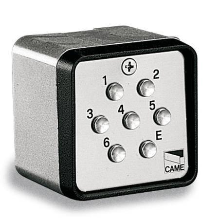 Клавиатура кодовая CAME S7000
