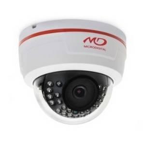 IP-видеокамера купольная MICRODIGITAL MDC-N7290FTN-24