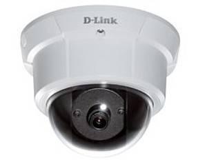 Интернет-камера купольная D-Link DCS-6112V