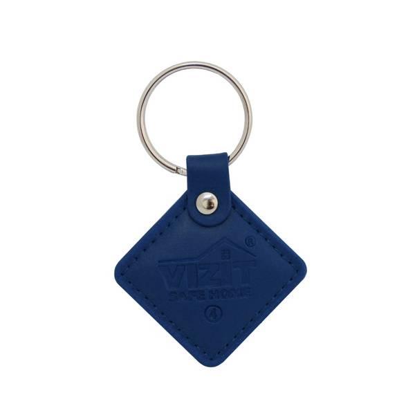 Ключ VIZIT-RF3.2 (RFID-13.56 MHz брелок Mifare) синий