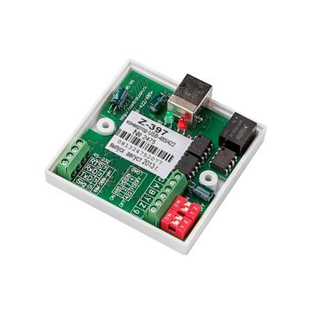 Конвертер IRON LOGIC Z-397 (USB в RS-485/422)