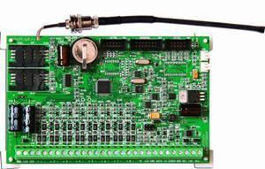 Панель охранная «Контакт GSM-5»