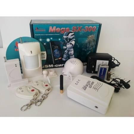 GSM-сигнализация MICROLINE MEGA SX-300