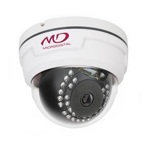 IP-видеокамера купольная MICRODIGITAL MDC-N7090FTN-30