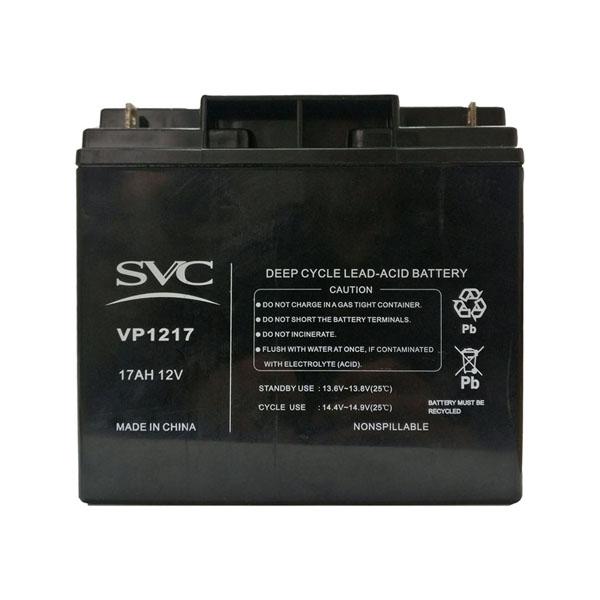 Аккумуляторная батарея SVC VP1217
