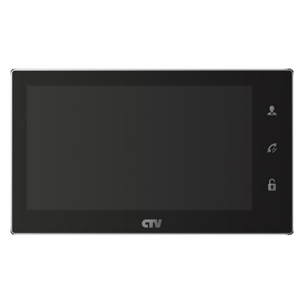 Монитор видеодомофона CTV-M4706AHD черный