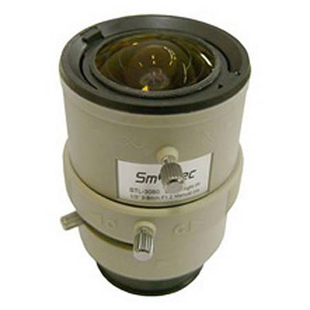 Объектив вариофокальный SMARTEC STL-3080