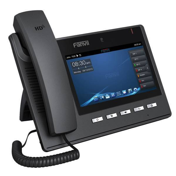 IP-видеотелефон FANVIL C600
