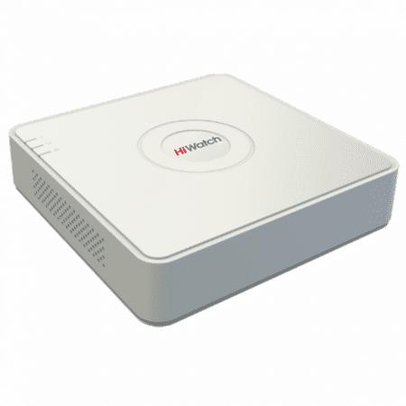 HD-TVI видеорегистратор 8-канальный гибридный HiWatch DS-H108G