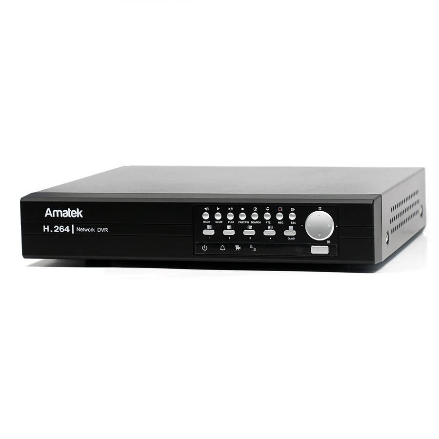 Видеорегистратор 4-канальный гибридный AMATEK AR-HF44