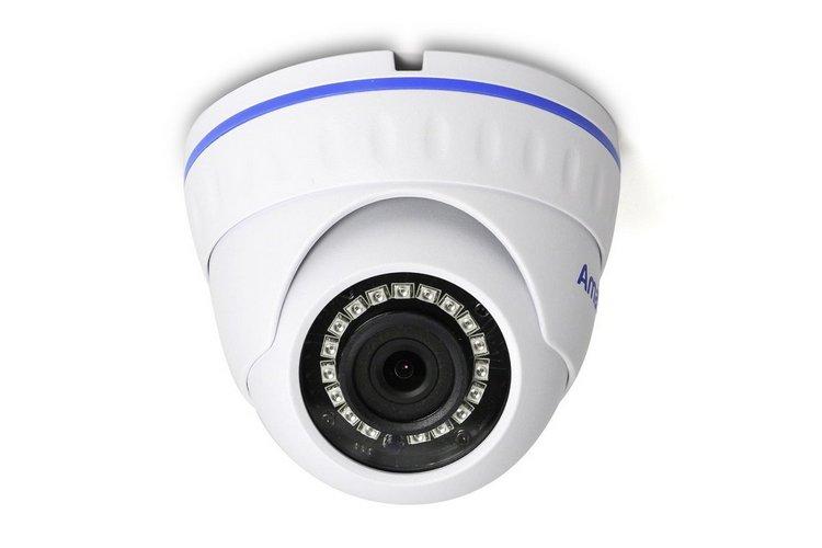 IP-видеокамера антивандальная AMATEK AC-IDV802A(4)
