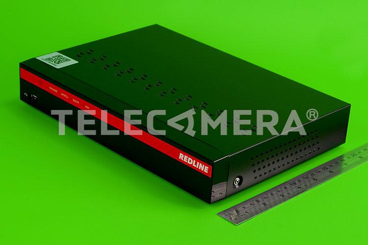 MHD видеорегистратор 16-канальный REDLINE RL-MHD16p