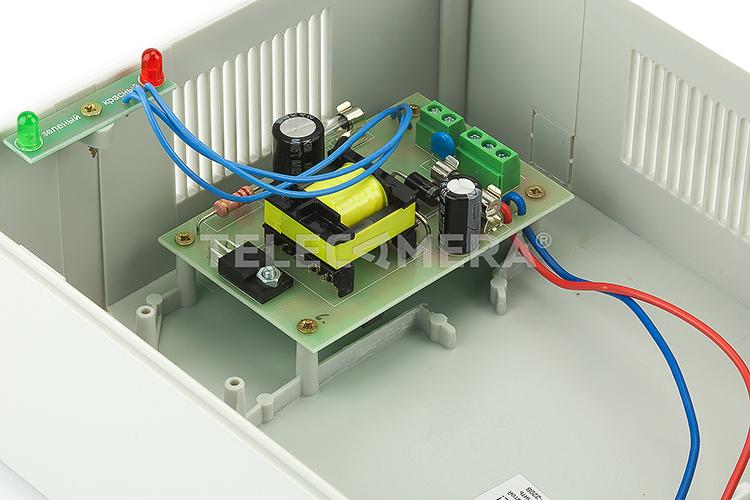 Источник бесперебойного питания J-Power ББП-2.1И ПК (пластиковый корпус)
