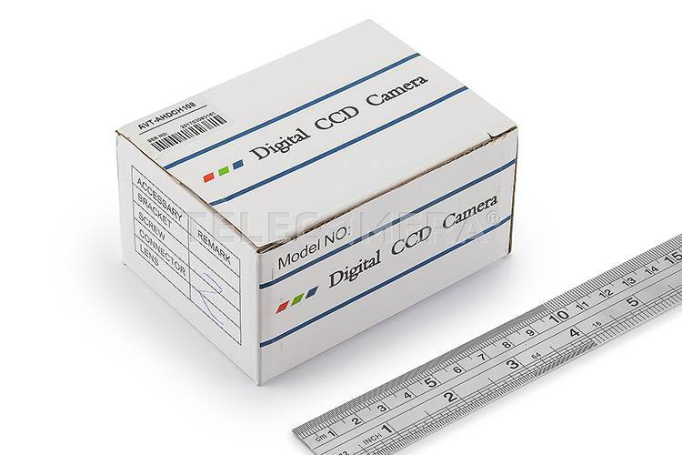 AHD видеоглазок высокого разрешения AVT AHDCH 108