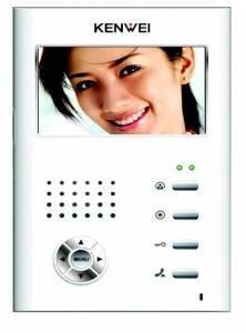 Монитор видеодомофона KENWEI KW-E430C