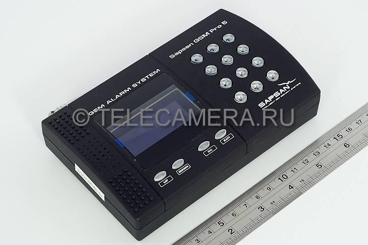 GSM-сигнализация SAPSAN GSM Pro 5т