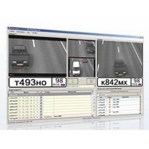 ПО MALLENOM SYSTEMS Автомаршал до 30 км/ч, 3 канала распознавания