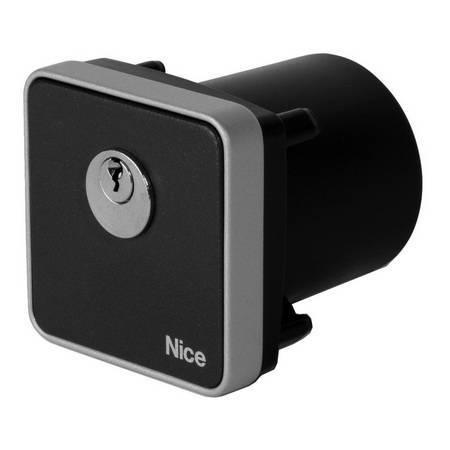 Переключатель замковый для скрытой установки NICE EKSI