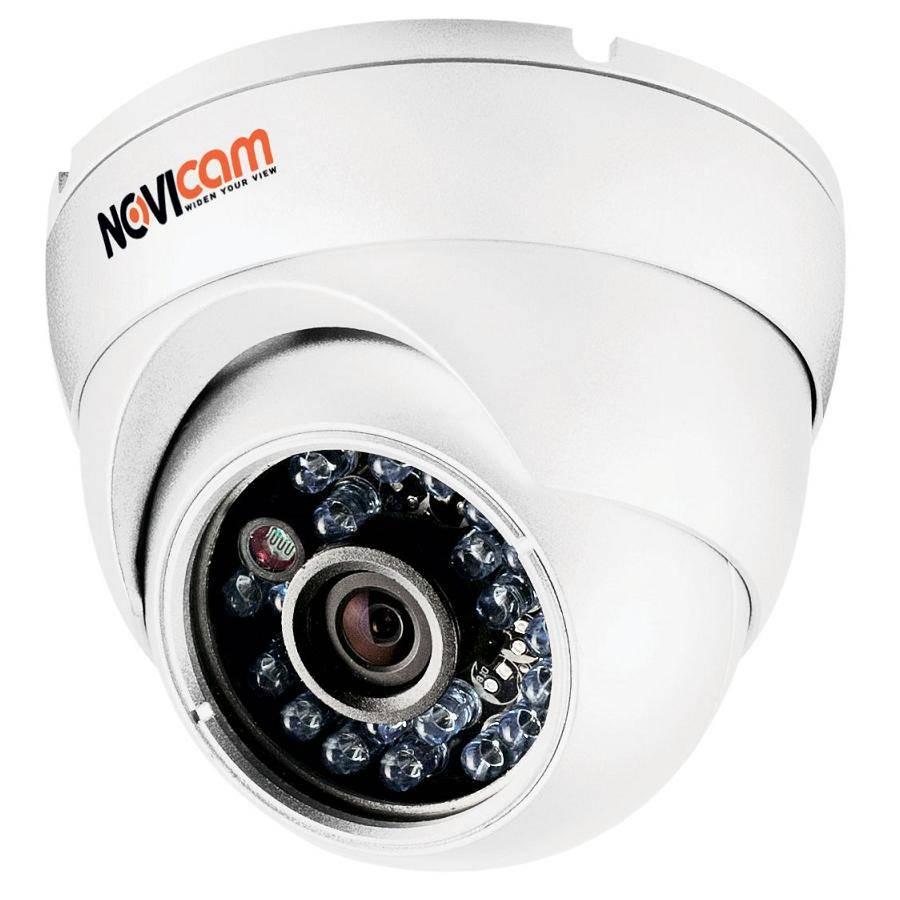 IP-камера антивандальная NOVICAM IP N22W