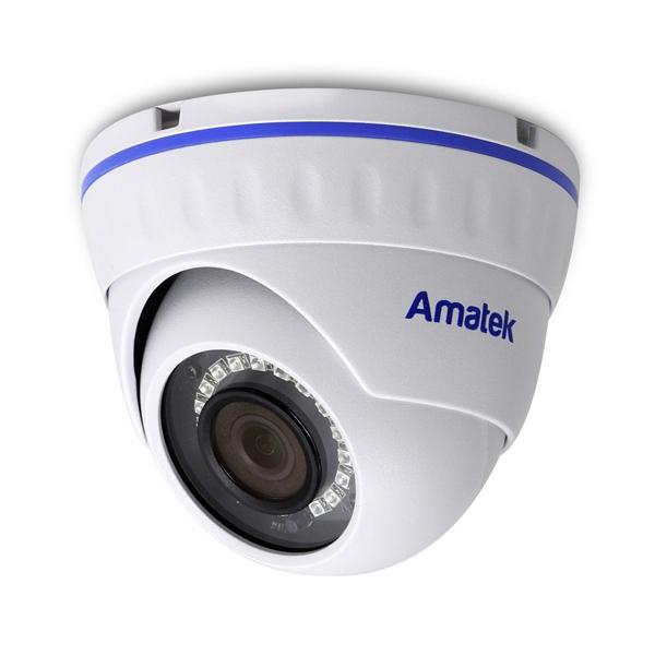 IP-видеокамера антивандальная AMATEK AC-IDV202AS(2.8)