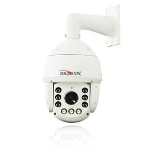 IP видеокамера поворотная POLYVISION PS-IP2-Z18 v.2.3.3
