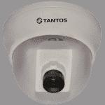 AHD видеокамера купольная TANTOS TSc-D720pAHDf (3.6)