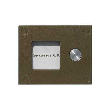 Кнопочная панель VIZIT BS-1