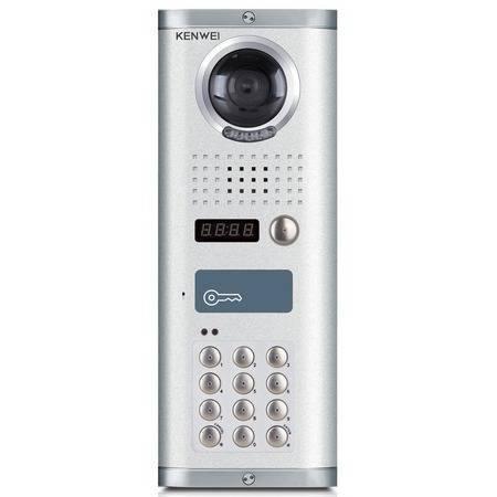 Блок вызова видеодомофона KENWEI KW-138EFC-512