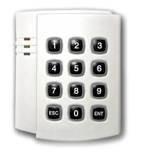 Считыватель IRON LOGIC Matrix IV EH Keys светлый