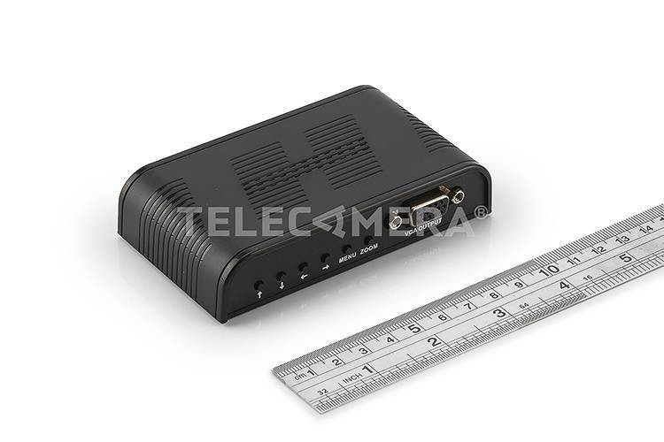 Преобразователь VGA в аналоговый сигнал LENKENG LKV2000
