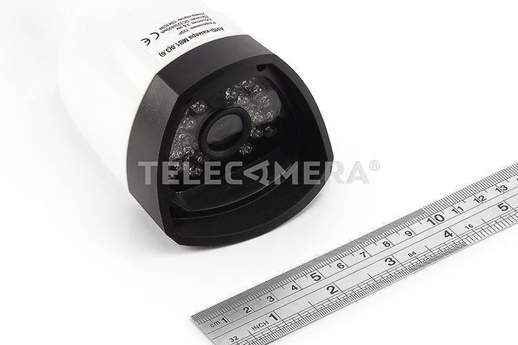 Комплект видеонаблюдения HD 720p для улицы на 4 камеры