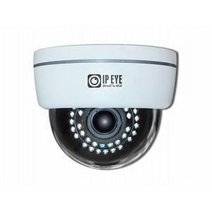 IP-видеокамера купольная IPEYE-D4-SUNR-2.8-12-01