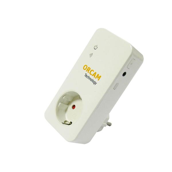 Розетка умная ORCAM R2 GSM