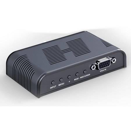 Преобразователь аналогового сигнала в VGA LENKENG FLY7505
