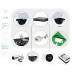 Комплект видеонаблюдения IP2 Мп для помещения