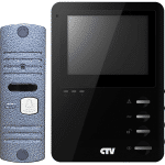 Видеодомофон CTV-DP1400M B