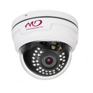 IP-видеокамера купольная MICRODIGITAL MDC-N7090WDN-30