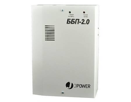 Источник бесперебойного питания J-Power ББП-2.0