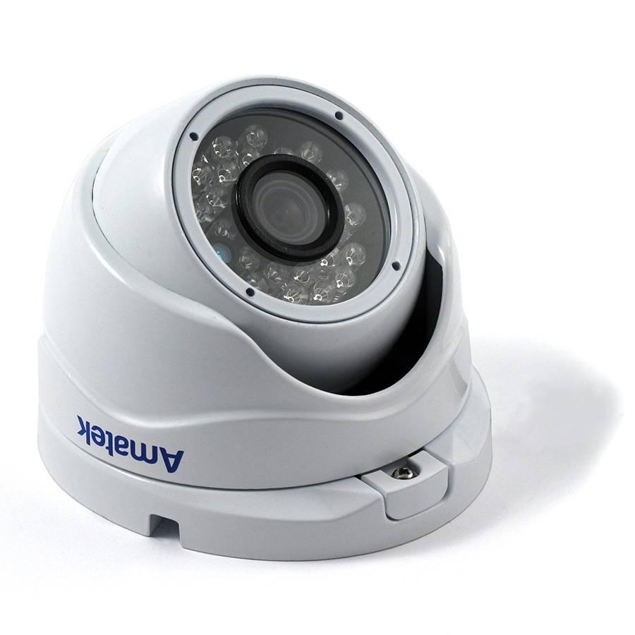 AHD видеокамера антивандальная AMATEK AC-ADV132