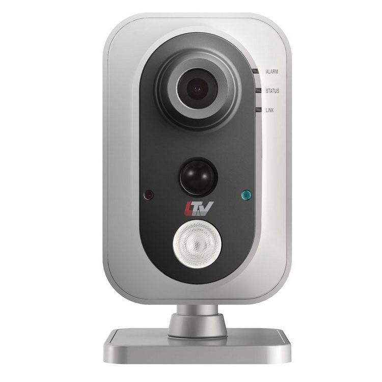 IP камера миниатюрная LTV CNM-310 42