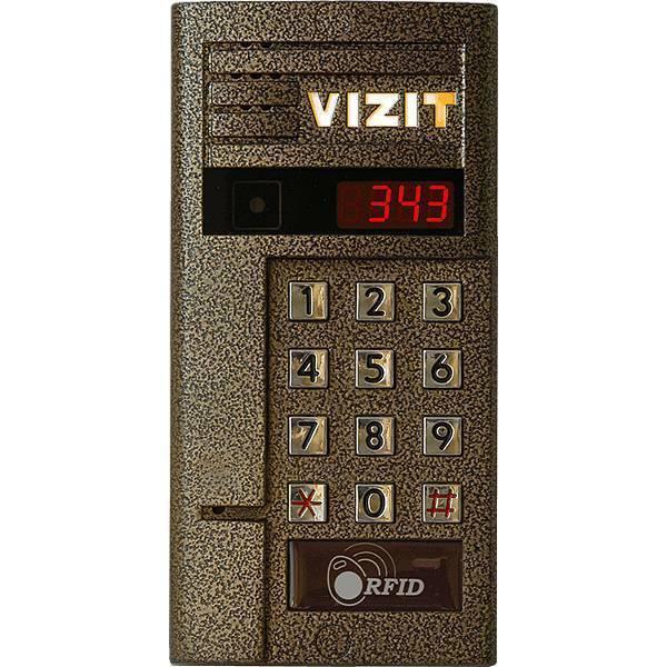 Блок вызова видеодомофона VIZIT БВД-343R