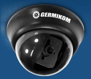 Видеокамера купольная цветная Germikom D-200
