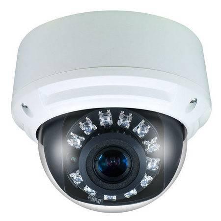 Видеокамера купольная цветная Infinity CDG-TDN700LED 2.8-12