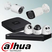 Мультиформатные видеокамеры и видеорегистраторы DAHUA